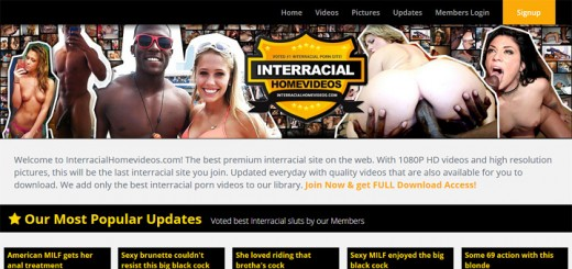 InterracialHomeVideos