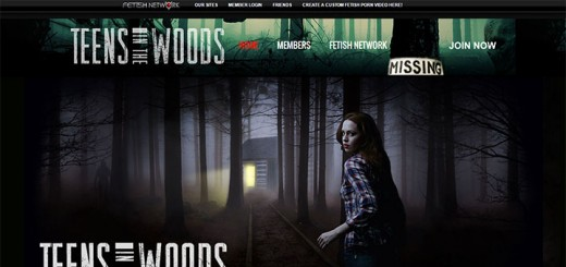 TeensInTheWoods