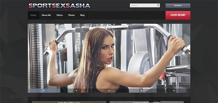 SportSexSasha