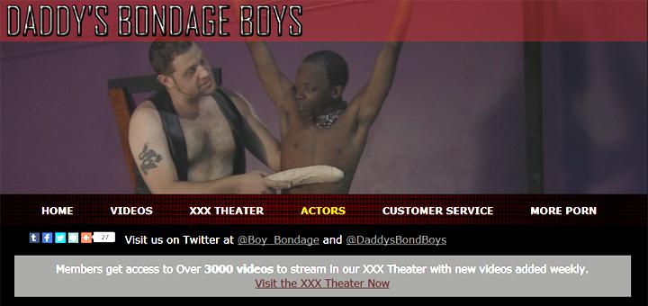 DaddysBondageBoys