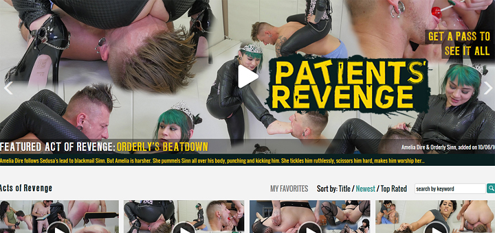PatientsRevenge