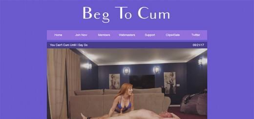 BegToCum