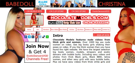 ChocolateModels