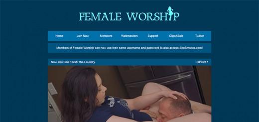 FemaleWorship