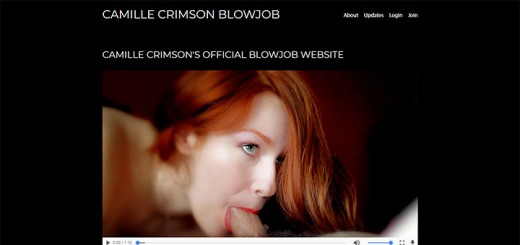 CamilleCrimsonBlowjob