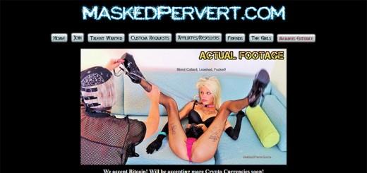 MaskedPervert