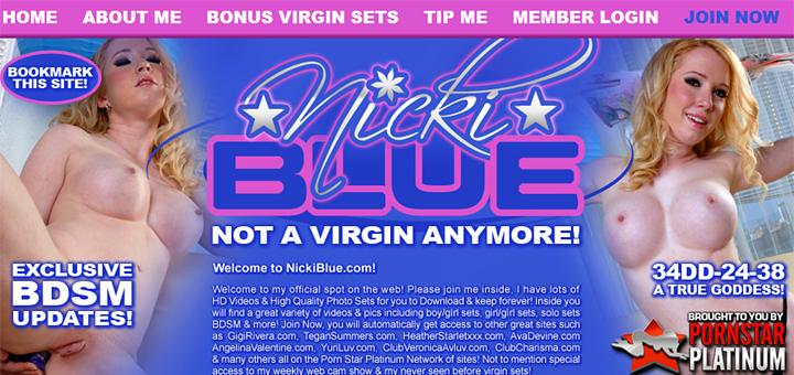 NickiBlue