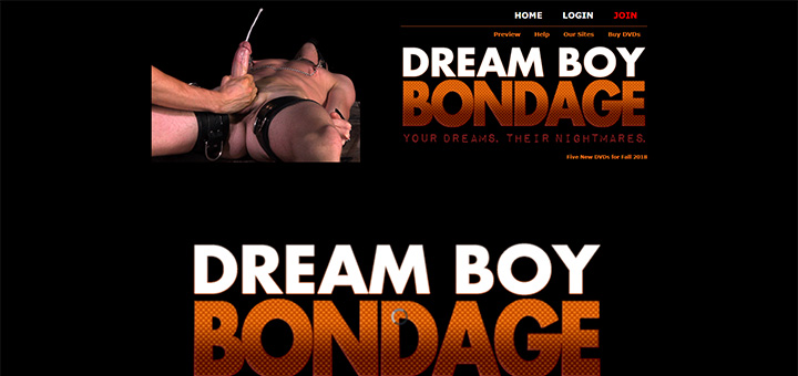 DreamBoyBondage
