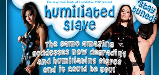 HumiliatedSlave
