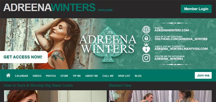AdreenaWinters