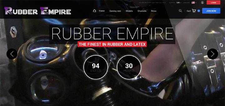 Rubber-Empire