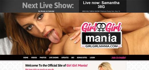 GirlGirlMania