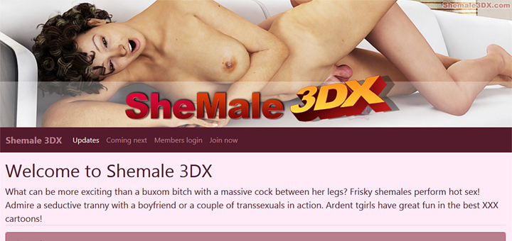 Shemale3DX
