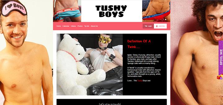 TushyBoys