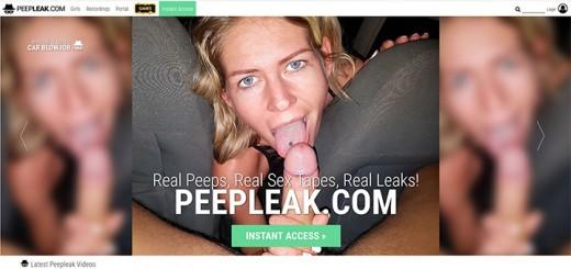 PeepLeak