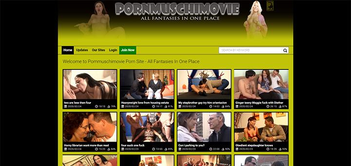 PornMuschiMovie