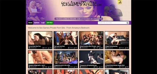 SexGamesPrivate