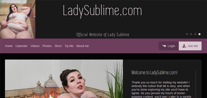 LadySublime