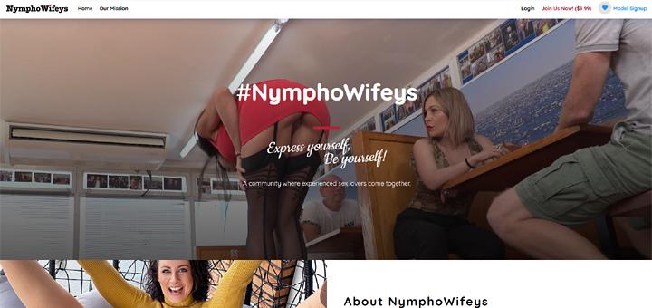 NymphoWifeys