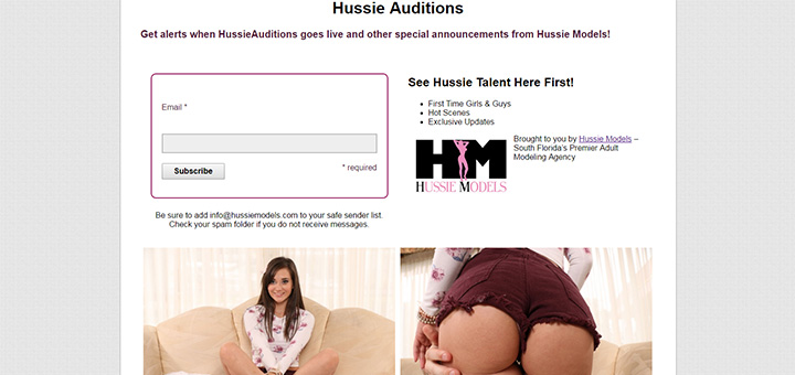 HussieAuditions