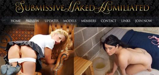 SubmissiveNakedHumiliated