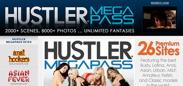HustlerMegapass