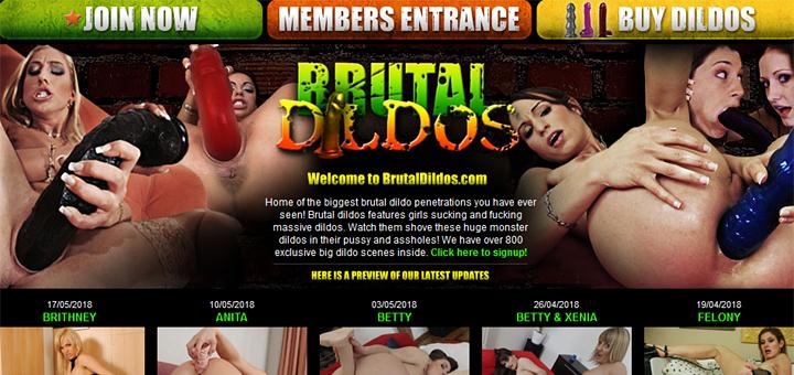 BrutalDildos