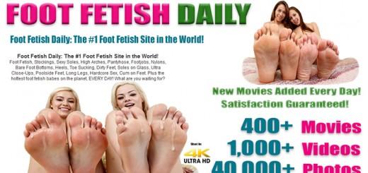 FootFetishDaily