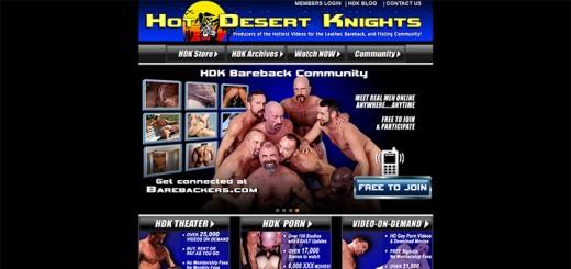 HotDesertKnights