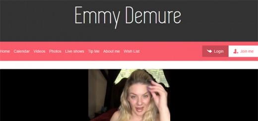 EmmyDemureXXX