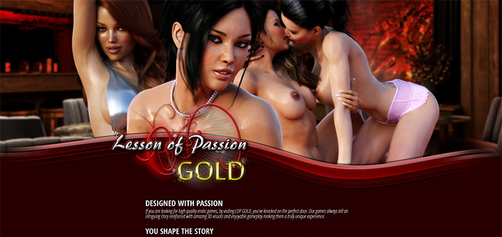 lesson of passion password