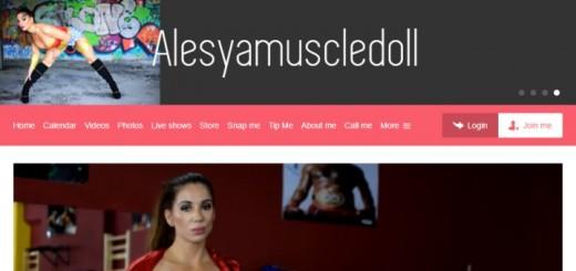 AlesyaMuscleDoll