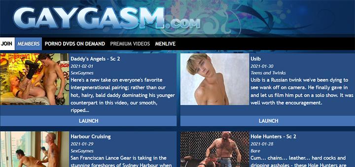 GayGasm
